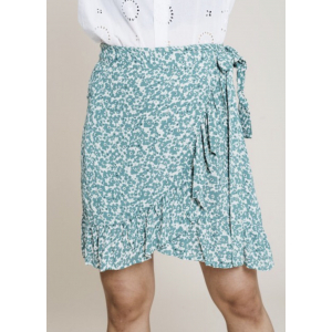 Ines skirt - green seed