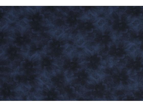 Jersey,  gråblå medblomster