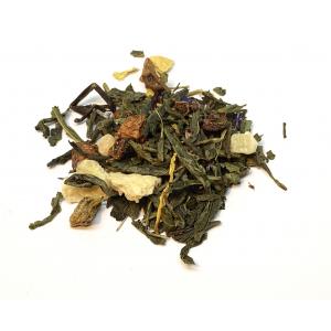 Påske-te grønn