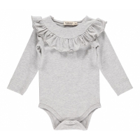 MARMAR - BODY BIBBI LIGHT GREY MELANGE