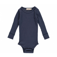 MARMAR - BODY MODAL LS PLAIN BLUE