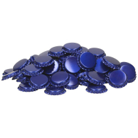Flaskekapsler 26mm, Blå