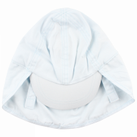 NORDIC LABEL - BABY CAP ILLUSION BLUE