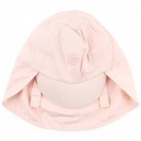 NORDIC LABEL - BABY CAP PALE DOGWOOD