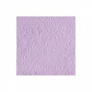 SERVIETTER MIDDAG ELEGANCE LIGHT PURPLE