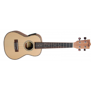 UKULELE MORGAN TENOR 250 PREAMP NATUR