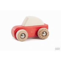 BAJO - PULLBACK CAR RØD