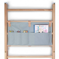 KAOS - ORGANIZER TIL RIBBEVEGG DUSTY MINT