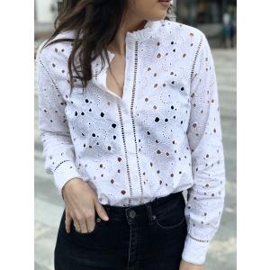 Lindy lace Shirt