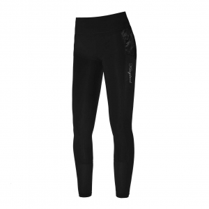 Kingsland Karina Fullgrip Tights- Svart og Navy