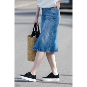Dakota Denim Skirt Used Denim