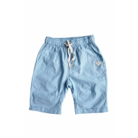BY HERITAGE - EDDIE SHORTS CHAMBRAY BLUE