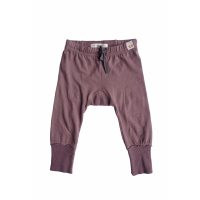 BY HERITAGE - ELMER LEGGINGS DARK PLUM