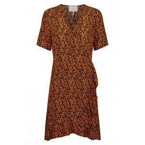 Kari Wrap Dress