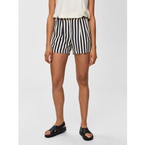 Aliva shorts marineblå