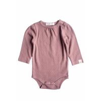 BY HERITAGE - FELICIA BODY DARK OLD ROSE