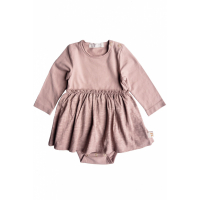 BY HERITAGE - LISSY TUNIKA-BODY OLD PINK