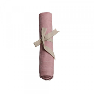 FILIBABBA - MUSLIN KLUT DARK ROSE