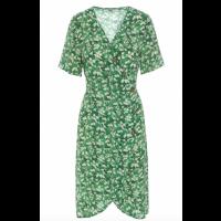 Antibes button dress