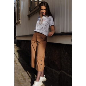 Phebe cropped trousers