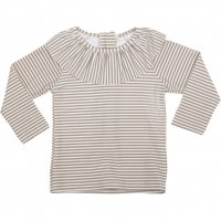 KONGES SLØJD - GIRLS UV L/S TEE STRIPED
