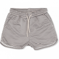 KONGES SLØJD - SOLEIL BOYS SWIM SHORTS STRIPED NAVY/NATURE