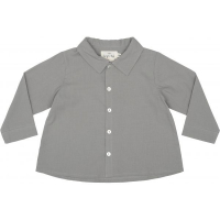 KONGES SLØJD - UMA SHIRT GREY LEAF