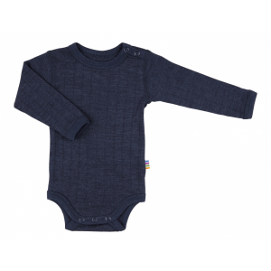 JOHA - BODY ULL/SILKE NAVY
