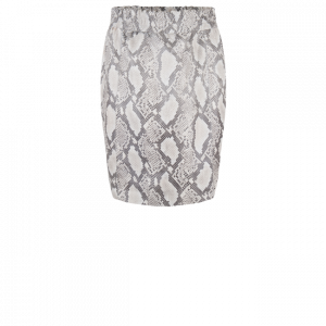 Eshvi Snakeprint skirt