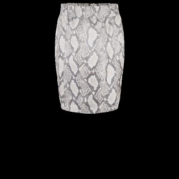 Eshvi Snakeprint skirt