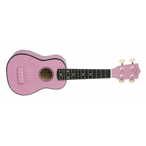 UKULELE MORGAN UK-100 M/BAG ROSA