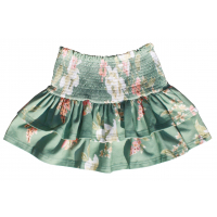 VILJE & VE - MILLA SKIRT GREEN