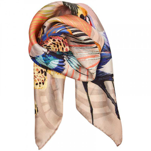 Luxe Kingdom Small Scarf