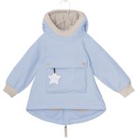 MINI A TURE - BABY WEN VINTERANORAKK CASHMERE BLUE