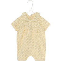 MINI A TURE - KRIS ROMPER YELLOW ANISE FLOWER