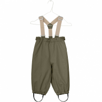 MINI A TURE - WILANS PANTS DEEP GREEN