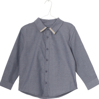 MINI A TURE - MEXI SHIRT BLUE HORIZON