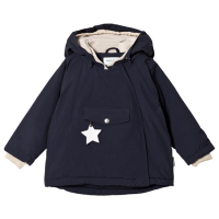 MINI A TURE - WANG VINTERJAKKE SKY CAPTAIN BLUE