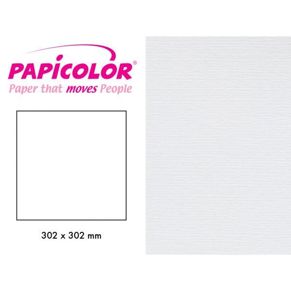 Papicolor 302x302mm – 930 Hvit