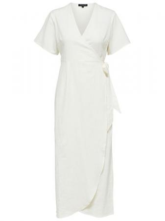 Joella Ankle Wrap Dress