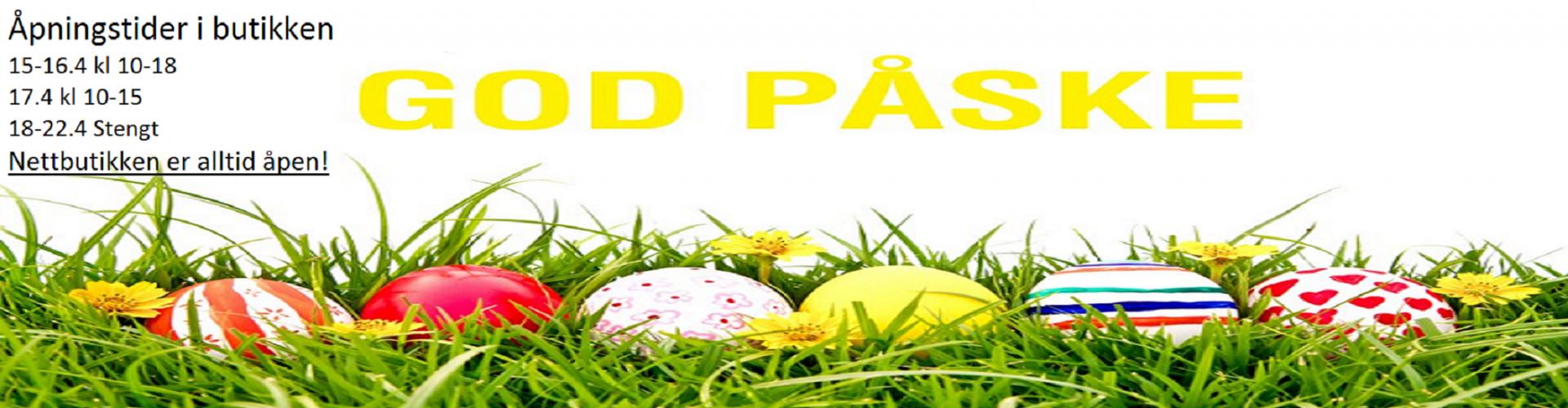 åpning påsken stor