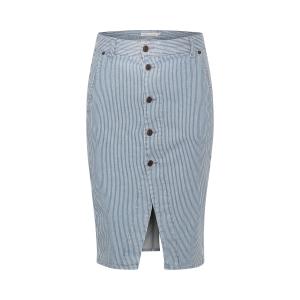 Elin Stripe Skirt