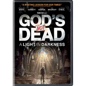GOD'S NOT DEAD 3 - DVD