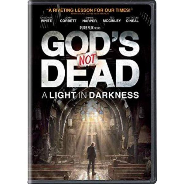 GOD'S NOT DEAD 3 - DVD