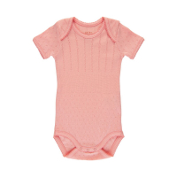 NOA NOA - BASIC BODY T-SHIRT DORIA PEACH AMBER