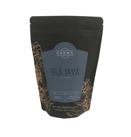 Kaffe Blå Java Filtermalt 200g
