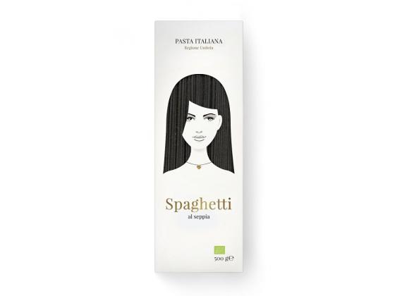 Good hair spaghetti al seppia