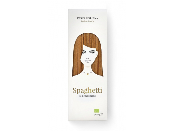 Good hair spaghetti al peperoncino