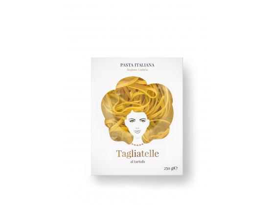 Good hair tagliatelle al tartufo