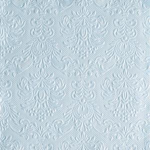 Napkin 40 Elegance Pearl Blue